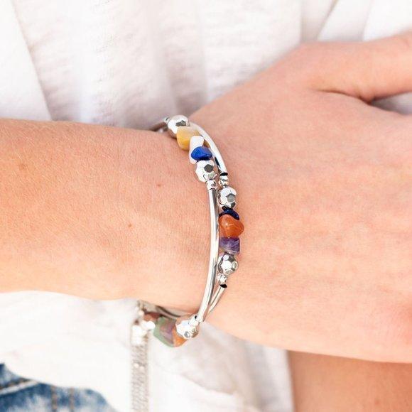 Mineral Mosaic Multi Bracelet
